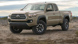 Toyota to Premiere Tacoma and RAV4 Hybrid in New York