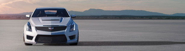 Cadillac ATS-V is now 464HP SEA-Certified