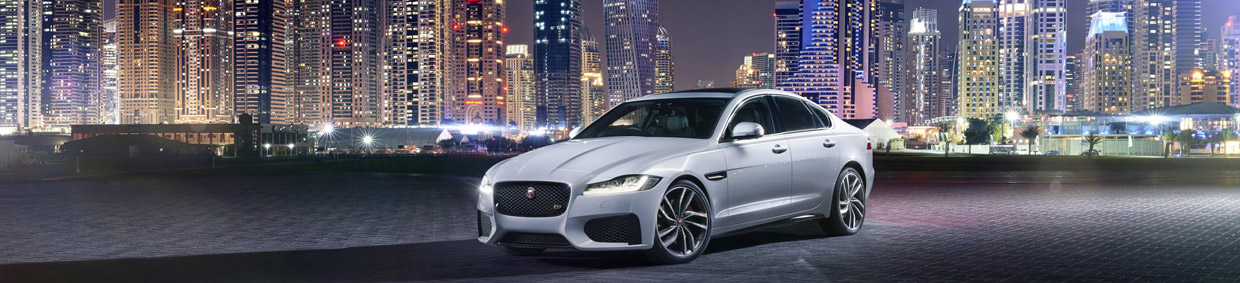 2016 Jaguar XF Debuting in New York