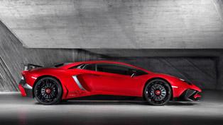 Concours d'Elegance Meets Lamborghini Aventador LP 750-4 SV