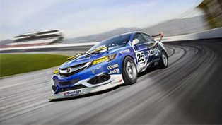 acura to display ilx endurance racer in new york