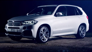 BMW Advertises the X5 xDrive40e [VIDEO]