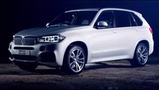 BMW Advertises the X5 xDrive40e [VIDEO]