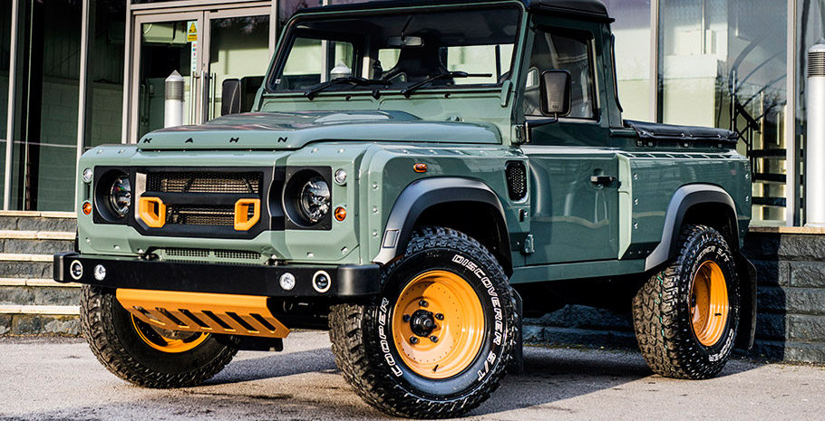 Kahn Land Rover Defender CWT Pick Up