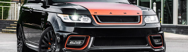 Kahn Names its Latest Range Rover Project