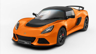 Lotus Introduces the Extreme Exige S Club Racer Coupe