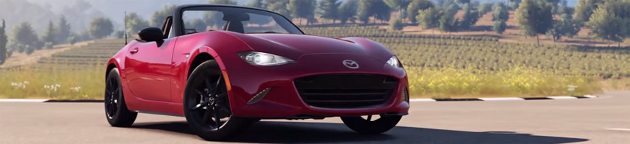 Mazda MX-5 in Forza Horizon 2
