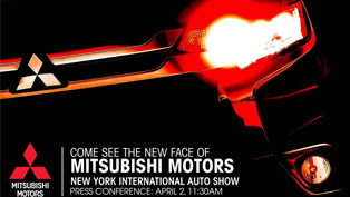 Come See Mitsubishi Outlander Facelift in New York
