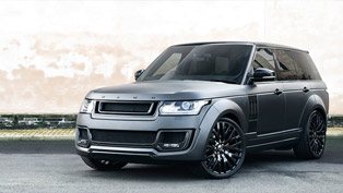 Project Kahn is More Confident with its Range Rover RS-650 Edition