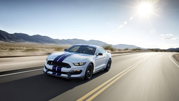 Shelby Confirms GT350 Mustang with Over 520HP [VIDEO]
