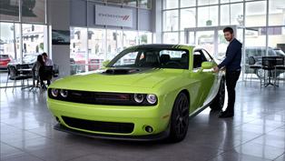 See Dodge Challenger in 'Furious 7' [VIDEO]
