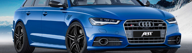 Can this ABT Audi S6 Beat the RS6 with its 550 HP?