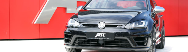 ABT Releases 400HP Volkswagen Golf R