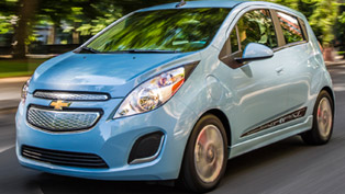 Chevy Spark is Offered on An Incredible Price