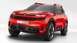 citroen reveals aircross concept ahead of shanghai debut