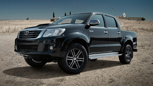 Toyota Hilux Gets Tougher with Dezent
