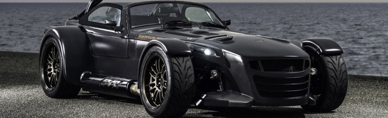 Donkervoort Releases Nearly Full Carbon D8 Gto Edition