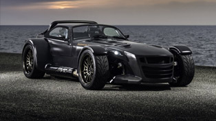 Donkervoort Releases Nearly Full-Carbon D8 GTO Edition