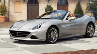 ferrari revealed the stunning 2015 california t
