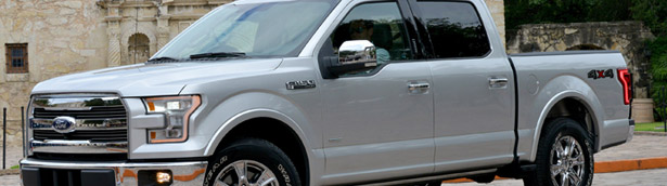 The Ultimate Safety System Comes With the 2015 F-150