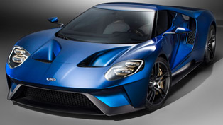 Ford Shows GT-Inspired Pieces of Art