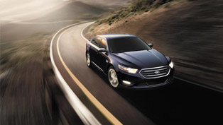 Ford Confirms Global Debut of 2016 Taurus