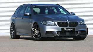 What does G-Power Have in mind for this BMW M550d?