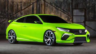 Tenth-Gen Civic Previewed via Concept Version at NYIAS
