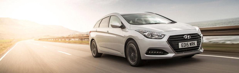 Hyundai i40 Front View