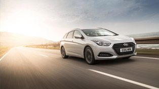 Hyundai Announces Specifications for Updated i40 Range