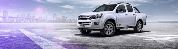 Isuzu D-Max Becomes a Flagship with a Special Edition