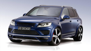 What is so Special About JE DESIGN's Volkswagen Touareg?
