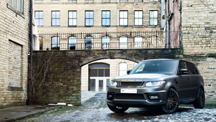 project 400-le edition is kahn's very special range rover sport