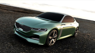 Kia Debuts Novo Concept Displaying new Design Direction