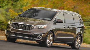 Kia Sedona Comes With Full Force