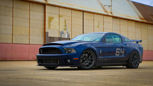 This Shelby Mustang Produces 1258 Horses!