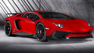 Lamborghini Unveiled the 2015 Superveloce