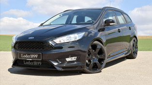 Loder1899 Unveils Stylish Pack for Ford Focus