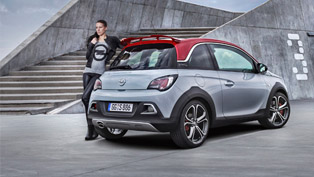 Opel ADAM ROCKS S: Cute or Masculine?