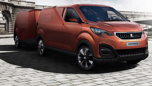 Peugeot Launches the FoodTruck - a Mobile Bistro