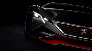 Peugeot Gives with More Information on its Mysterious Supercar Concept