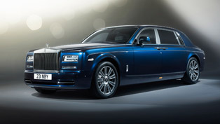 Rolls-Royce Puts Phantom In The Limelight