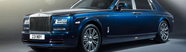 Rolls-Royce Puts Phantom In The Limelight