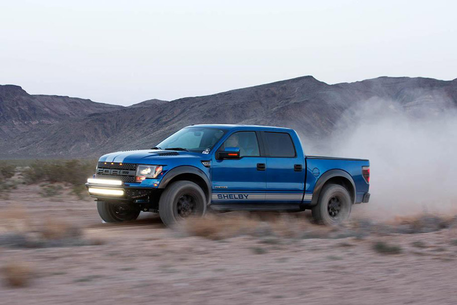 2015 Shelby Ford Raptor SVT Baja 700 Edition 03