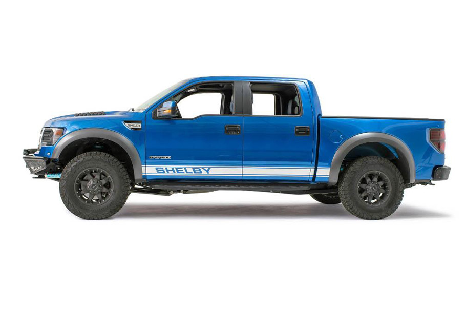 2015 Shelby Ford Raptor SVT Baja 700 Edition 04