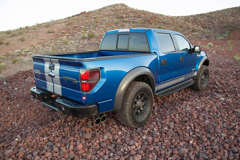 2015 Shelby Ford Raptor SVT Baja 700 Edition 05