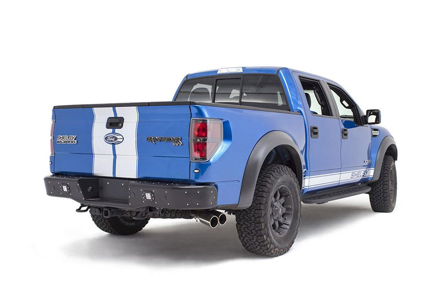 2015 Shelby Ford Raptor SVT Baja 700 Edition 06