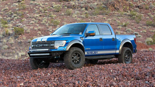 Shelby Shows-Off with Baja 700 Edition Based on the Raptor