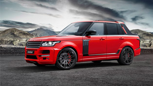 is it just a dream: does range rover pickup exist?
