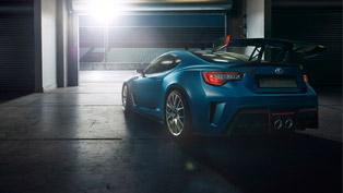 Subaru Unveils Unexpectedly STI Performance Concept